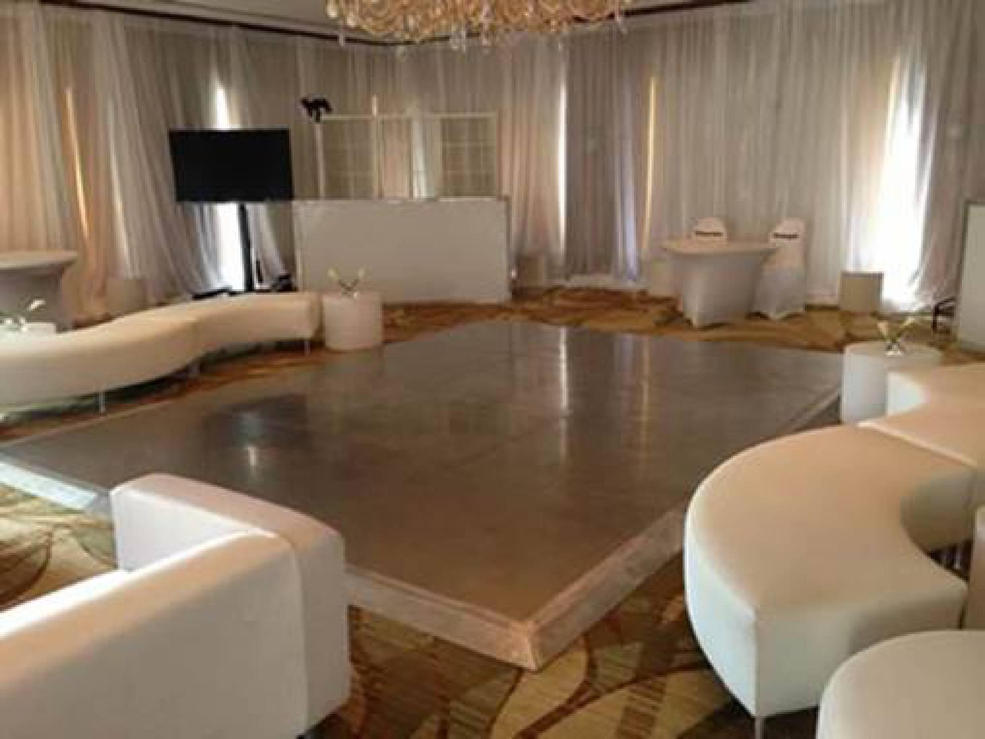 Dance Floor Rental Options